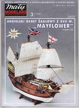 Mayflower, XVII век